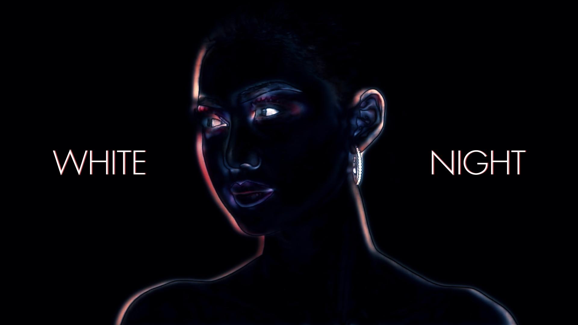 WHITE NIGHT Vimeo Poster xx